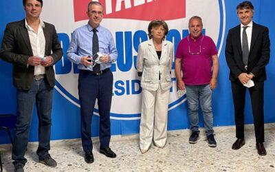 Gravina di Catania, Forza Italia torna in Consiglio comunale