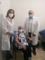 Antonina Quagliata, 92 anni, è la più anziana vaccinata ad Acireale
