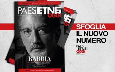 Paesi Etnei Oggi, un numero dedicato al Lavoro e a Franco Battiato