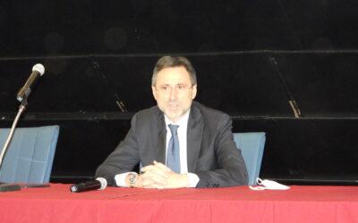 Vito Calvino, ecco chi è il nuovo Questore della provincia di Catania