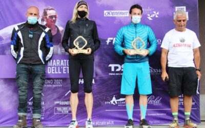 Etna, la Supermaratona va a Gabriele Pace ed Edyta Lewandowska