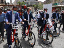 Amt, al via il bike sharing. Catania sempre più città europea