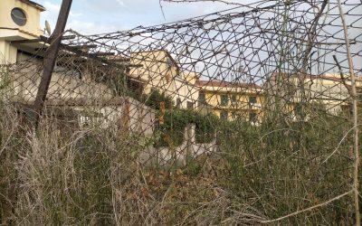 A Giarre rischio incendi nel parco Quattro Stagioni, residenti sul piede di guerra