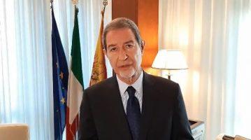 """Cenere dell'Etna, Musumeci: """"Accolta la nostra richiesta, in arrivo 5 milioni di euro"""""""