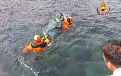 Tragedia del mare, recuperato il cadavere di una donna