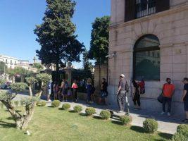 Regione, nei Giardini della Presidenza oltre un migliaio di visitatori in soli due giorni