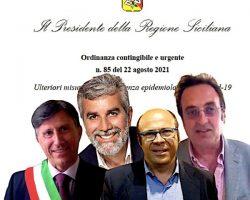 Ordinanza Musumeci, i sindaci etnei chiedono maggiore coinvolgimento