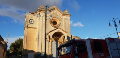 Acireale e post sisma, Chiesa di Pennisi: concorso per la ricostruzione