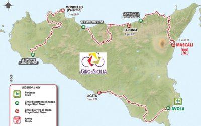 """Ciclismo, torna Il Giro di Sicilia. Musumeci: """"Un forte segnale di rivincita"""""""