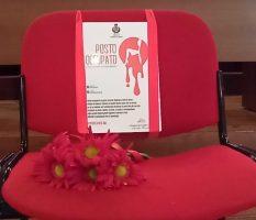 """Femminicidio, a Gravina un """"posto occupato"""" al consiglio comunale"""