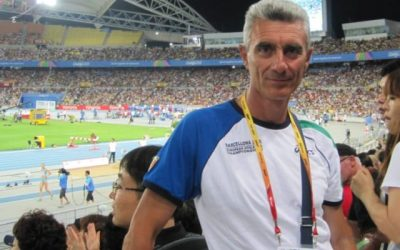 Nicolosi, presentato il raduno nazionale di atletica