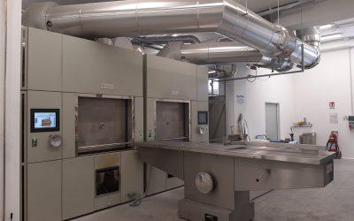 Inaugurato il crematorio a Misterbianco, servirà l'intera regione siciliana